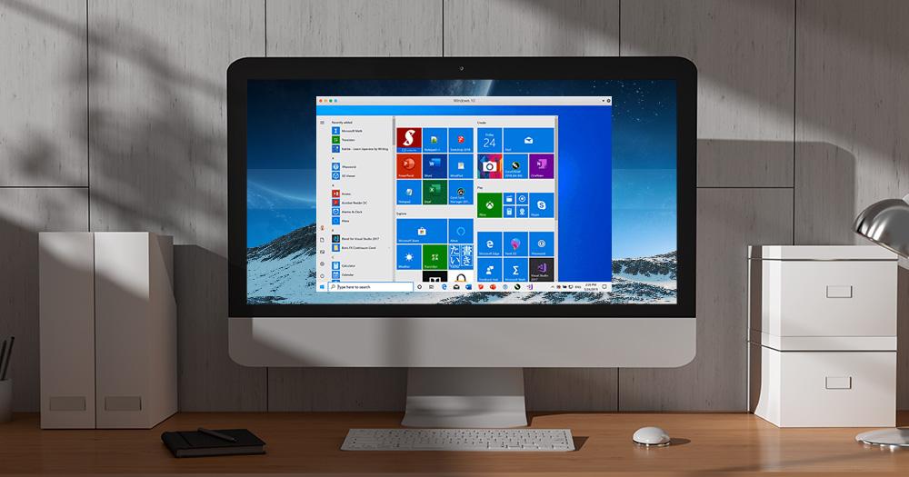 parallels desktop 12 破解 版